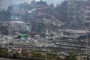 Китай заблокировал 50 сайтов за слухи о взрыве в Тяньцзине
