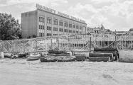 Как выглядели минские «стройки века»