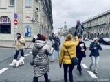 Марши протестов, задержания, провластный автопробег. Что было в Минске 17 октября