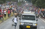 Во время похорон президента Танзании из-за давки погибли 45 человек
