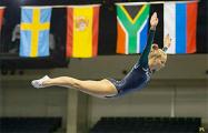Белоруски завоевали «золото» в синхронных прыжках на батуте на этапе КМ в Испании