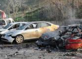 Турция обвинила спецслужбы Сирии в организации взрыва
