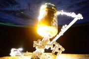 Роскосмос показал видео «космической прогулки» Падалки и Корниенко