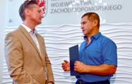 Украинец, спасавший людей во время аварии под Щецином, получил польское гражданство