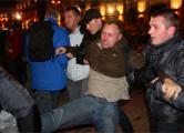 В Минске разогнали акцию солидарности с политзаключенными (Фото, видео)