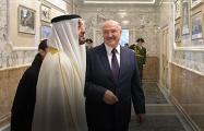 Кто кроме арабского шейха может сказать «спасибо» Лукашенко