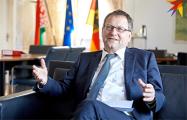 Посол Германии в Беларуси: Мы с женой хотим выучить белорусский язык