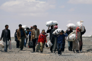 Более 30 беженцев из Ракки погибли из-за удара коалиции США