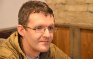 В Гродно задержали журналиста Дениса Ивашина