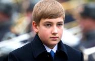 В пресс-службе Лукашенко объяснили, куда пропал его сын Коля