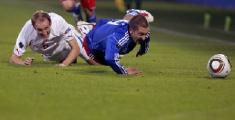 Сборная Чехии выиграла у футболистов Лихтенштейна в квалификации Евро-2012
