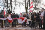 В Вильнюсе почтили память героя Беларуси Кастуся Калиновского