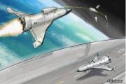 DARPA разработает многоразовый космический беспилотник