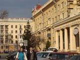 Национальный банк Беларуси вывесил российский флаг