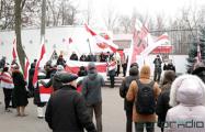 Фоторепортаж: Годовщину Слуцкого восстания отметили митингом и концертом