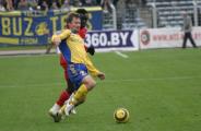 Капитан БАТЭ Дмитрий Лихтарович провел 400-й матч в чемпионате Беларуси по футболу