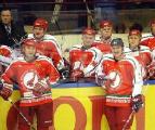 Хоккейная команда Президента Беларуси выиграла у команды Брестской области