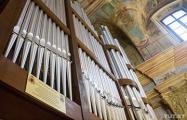 Как звучит 90-летний орган в костеле Могилева