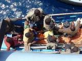 Сомалийские пираты не смогли захватить два греческих судна