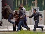 Нелегал проник в Великобританию в автобусе с пограничниками