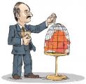 Карикатуры белорусских классиков сатирического жанра представлены на выставке в Минске
