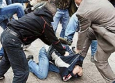 Установлены личности участников массовой драки в Каменной горке
