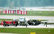 Немецкий авиаэксперт:  Sukhoi Superjet загорелся до посадки в Шереметьево