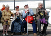 В Беларуси количество пожилых людей увеличилось на 10 процентов