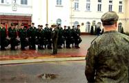 Солдаты российской армии зафиксированы в Барановичах