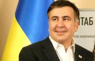 Саакашвили решил руководить Одесской областью из палатки на трассе