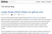 Сайт для программистов GitHub пережил недельную хакерскую атаку