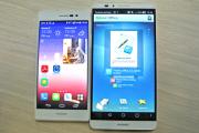 Huawei анонсировала смартфон со сканером отпечатков пальцев
