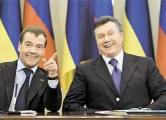 Украинские политологи: Янукович и Медведев решали  «белорусский вопрос»