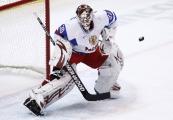 Белорусские хоккеисты уступили по буллитам сборной Дании в домашнем матче Евровызова