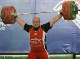 Николай Новиков занял 4-е место на чемпионате Европы по тяжелой атлетике в Казани
