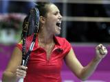 Белорусским теннисисткам осталось выиграть одну встречу для общей победы над эстонками в матче Кубка федераций