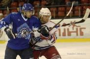 Хоккейная сборная Беларуси разгромила в Солигорске команду Дании в матче Евровызова