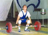 Евгений Жерносек занял 4-е место на чемпионате Европы по тяжелой атлетике в Казани