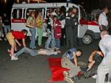Травмы пострадавших в минском метро