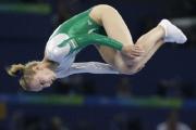 Белорусские спортсмены трижды вошли в число призеров на этапе Кубка мира по прыжкам на батуте