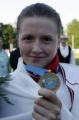 Анастасия Прокопенко стала серебряным призером этапа Кубка мира по современному пятиборью