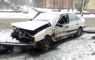 В Минске за сутки зафиксировано почти 200 ДТП