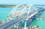 Крымский мост раздавил КАМАЗ