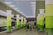 На следующей неделе обещают открыть станцию метро «Малиновка»