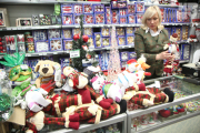 Белорусские магазины открыли новогодний сезон