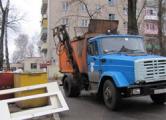 В Минске на мусоровозы устанавливают видеокамеры