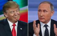 Трамп и Путин по телефону обсудили ситуацию в Сирии и КНДР