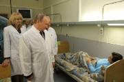 Сегодня из клиник Минска выписаны девять пострадавших от взрыва в метро