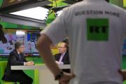 В Госдепе назвали безвредной работу телеканала RT