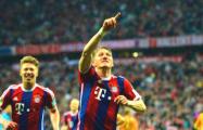 «Бавария» стала чемпионом Германии по футболу в 25-й раз
